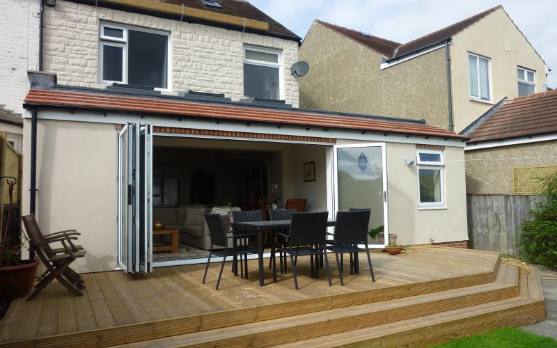Rear Extension North Gosforth Newcastle Upon Tyne